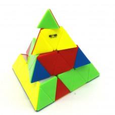 MoFangGe Master Pyraminx - kostka piramidka - kolorowa