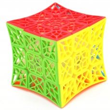 QiYi DNA kostka 3x3 - concave - kolorowa - wklęsłe ściany