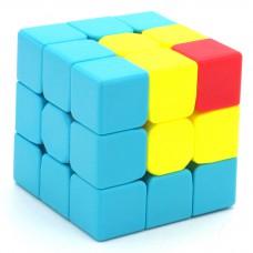 Kostka 3x3 3-kolorowa - DO NAUKI - Unicorn