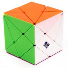 QiYi Axis - modyfikacja kostki 3x3 - kolorowa