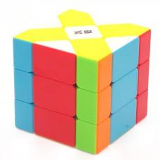 QiYi Fisher Cube - kolorowa