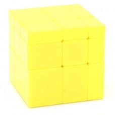 QiYi - kostka MIRROR - żółta