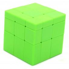 QiYi - kostka MIRROR - zielona