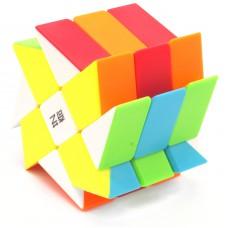 QiYi Windmill - modyfikacja kostki 3x3 - kolorowa